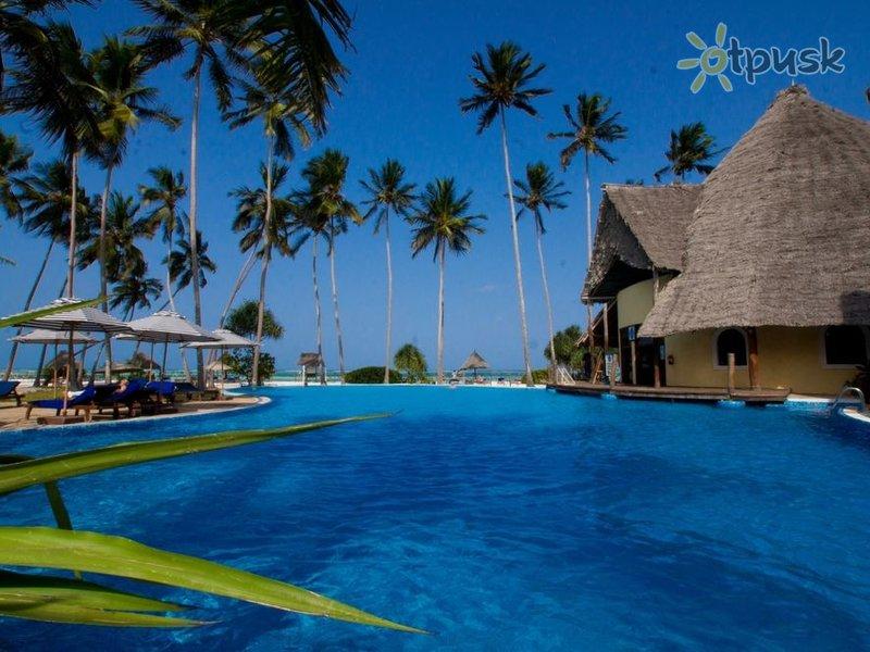 Отель Ocean Paradise Resort 4* Занзибар Танзания