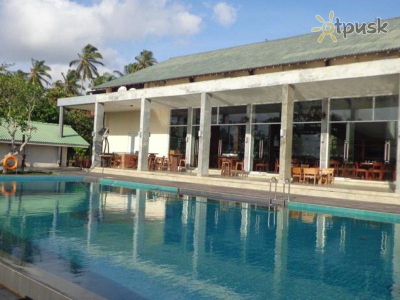 Отель South Lake Resort Koggala 4* Коггала Шри-Ланка