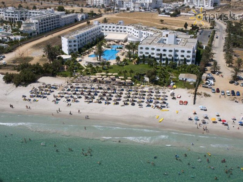 Отель Thalassa Mahdia 4* Махдия Тунис
