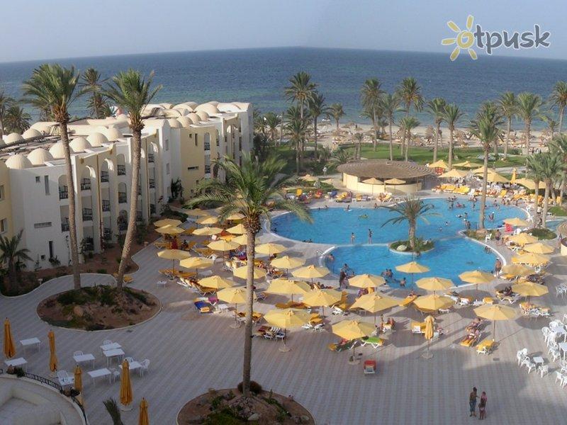 Отель Eden Star 4* о. Джерба Тунис