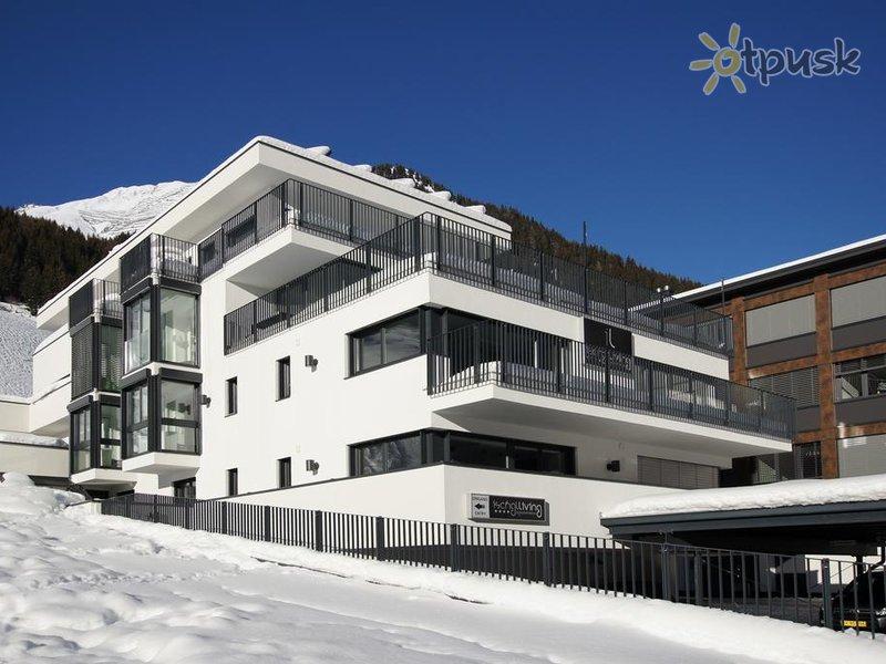 Отель Ischglliving Appartements 4* Ишгль Австрия