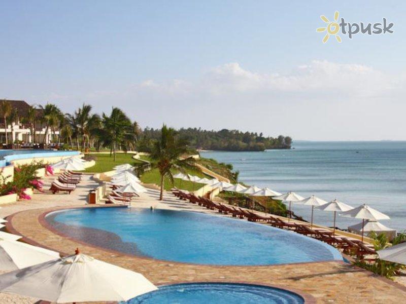 Отель Sea Cliff Resort & Spa 5* Занзибар Танзания