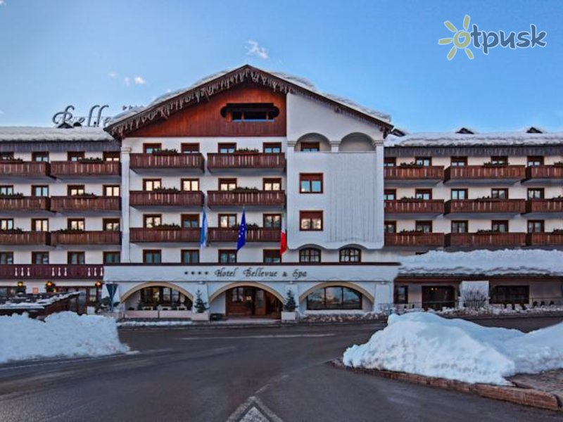 Отель Bellevue Suites & Spa Hotel 4* Кортина д'Ампеццо Италия