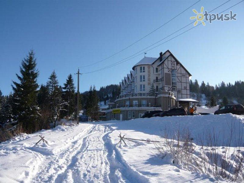 Отель Терем 3* Славское Украина - Карпаты