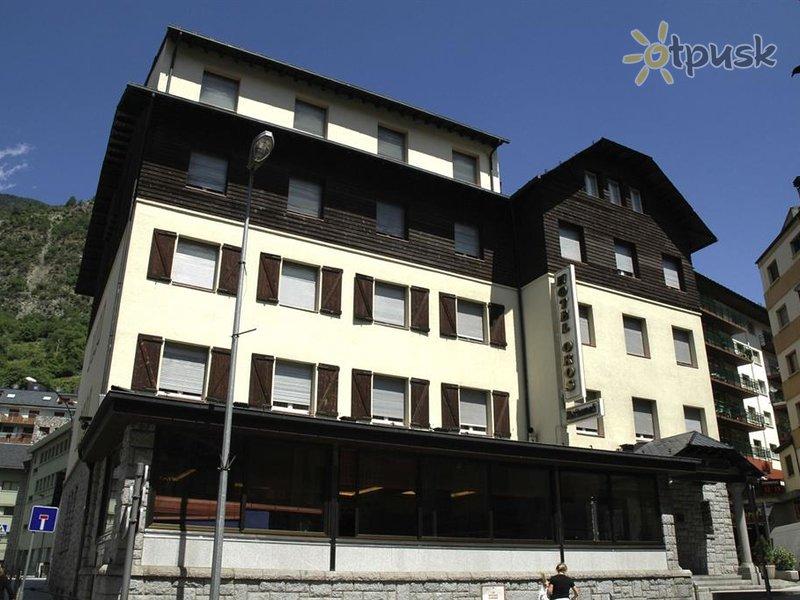 Отель Oros Hotel 3* Энкамп Андорра