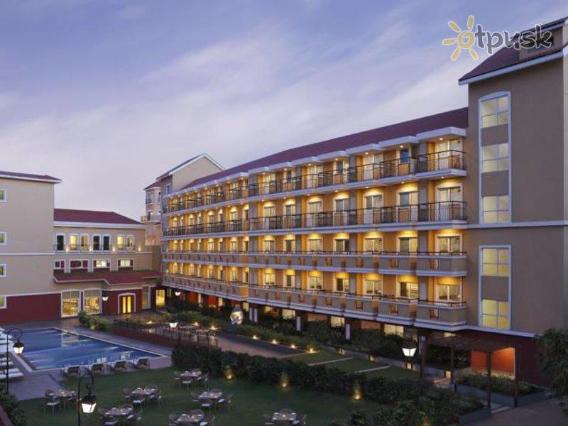 Отель Ibis Styles Goa Calangute Hotel 4* Северный Гоа Индия