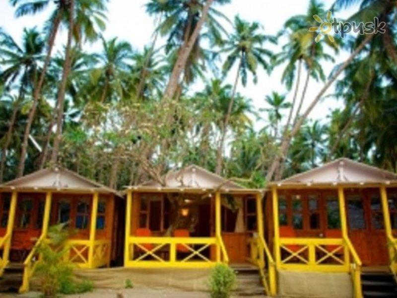 Отель Cuba Premium Beach Huts 2* Южный Гоа Индия
