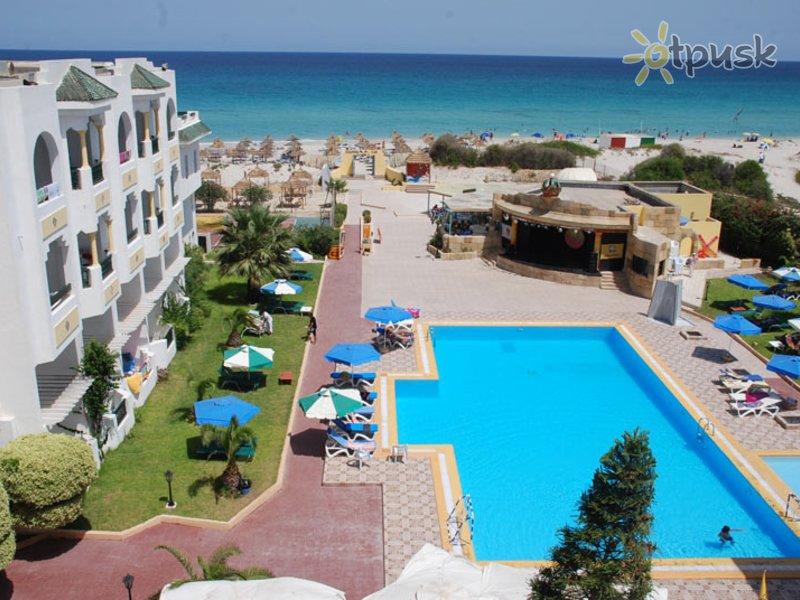 Отель Topkapi Beach 3* Махдия Тунис