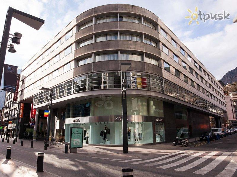 Отель Centric Atiram Hotel 3* Андорра Ла Велья Андорра