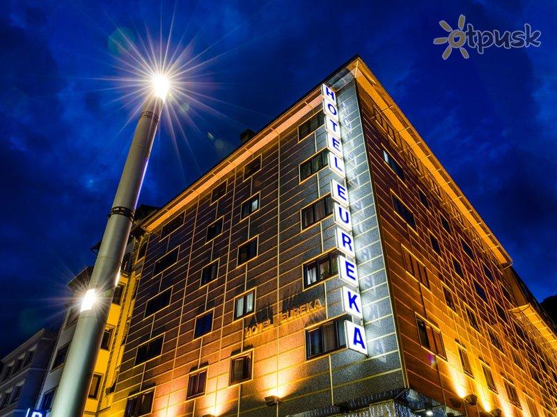 Отель Eureka Hotel 4* Эскальдес - Энгордани Андорра