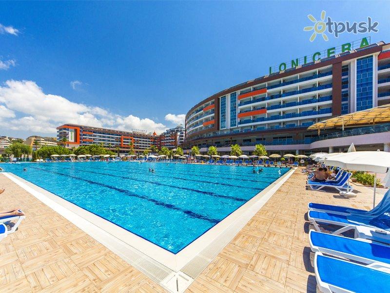 Отель Lonicera Resort & Spa 5* Алания Турция