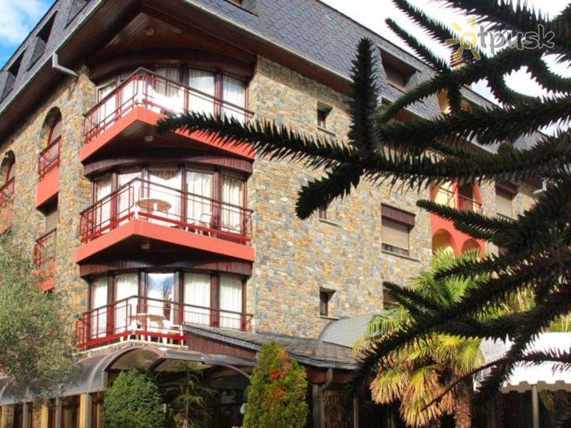 Отель Guillem Hotel 4* Энкамп Андорра