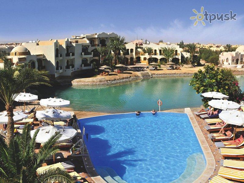Отель Dawar El Omda Hotel 4* Эль-Гуна Египет