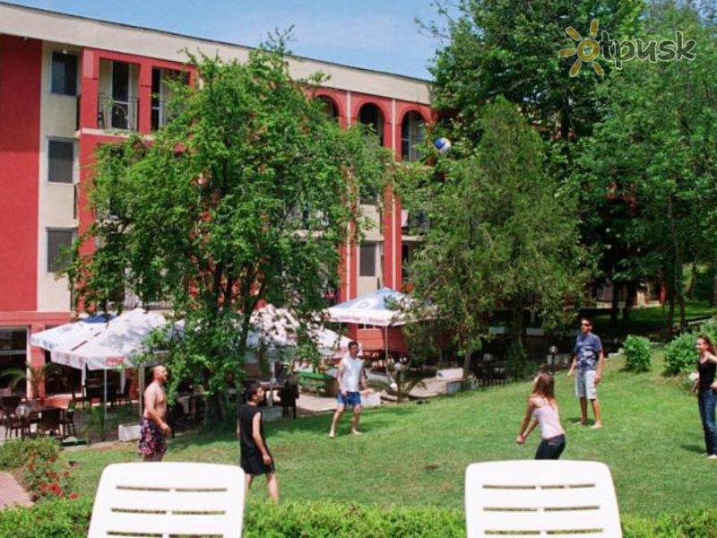 Отель Рилена 3* Приморско Болгария
