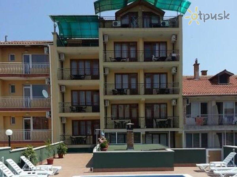 Отель Kostadinovi Family House 3* Равда Болгария