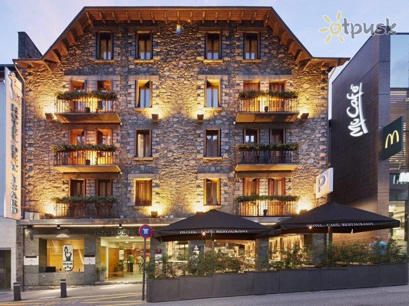 Отель De l'Isard Hotel 3* Андорра Ла Велья Андорра