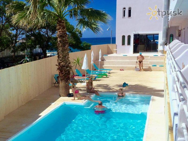 Отель Amuse Hotel 4* о. Крит – Ираклион Греция