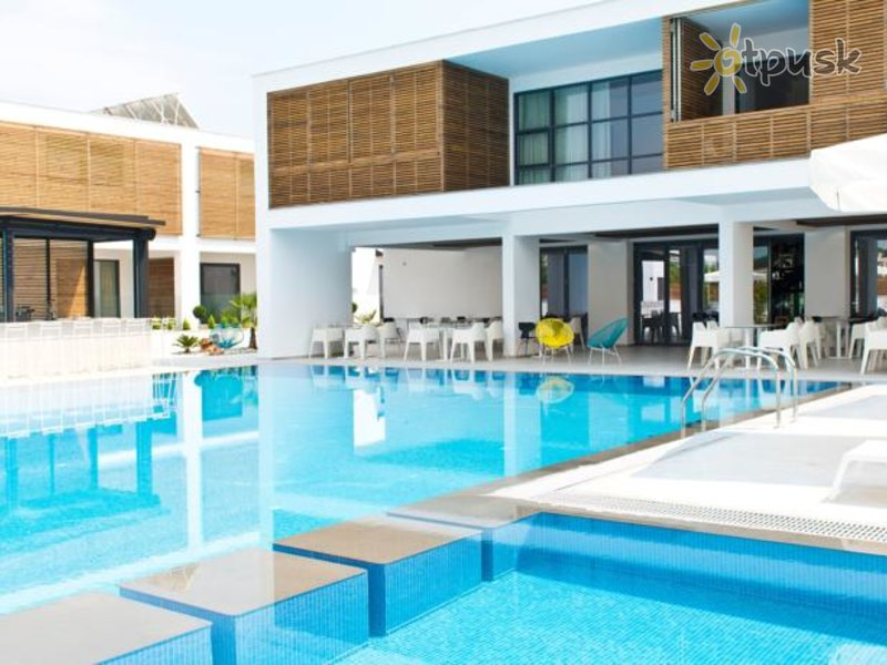 Отель The OAK Hotel 4* Кавала Греция