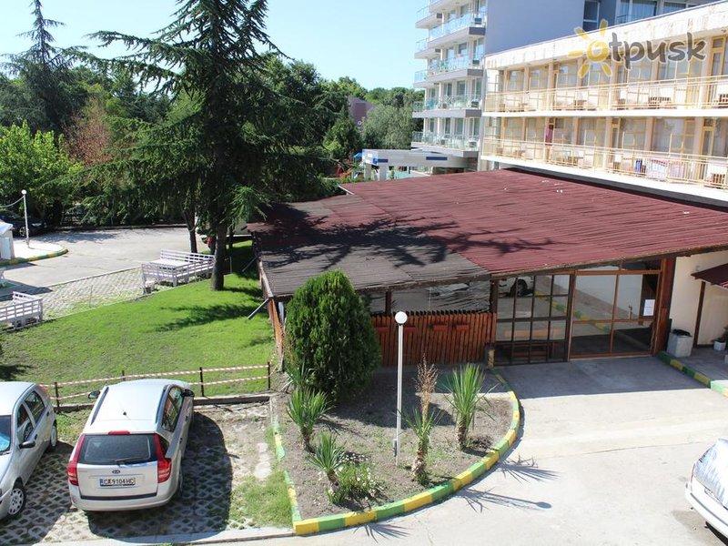 Отель DSK Hotel 1* Кранево Болгария