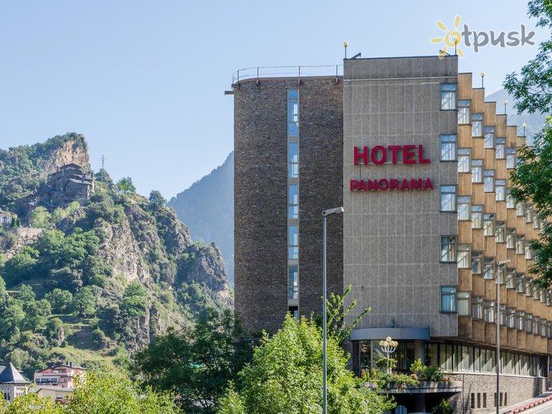 Отель Panorama Hotel 4* Эскальдес - Энгордани Андорра