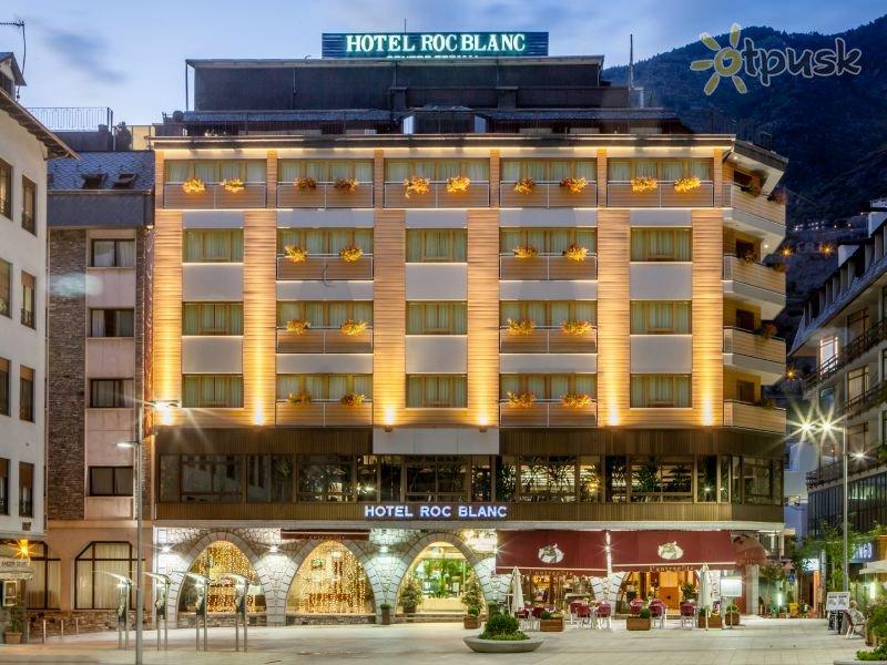 Отель Roc Blanc Hotel 4* Эскальдес - Энгордани Андорра