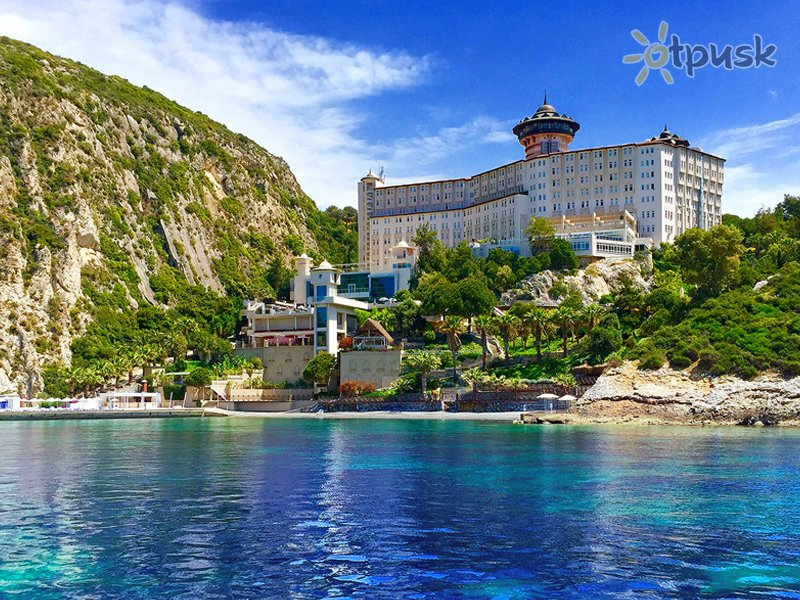 Отель Ladonia Hotels Adakule 5* Кушадасы Турция