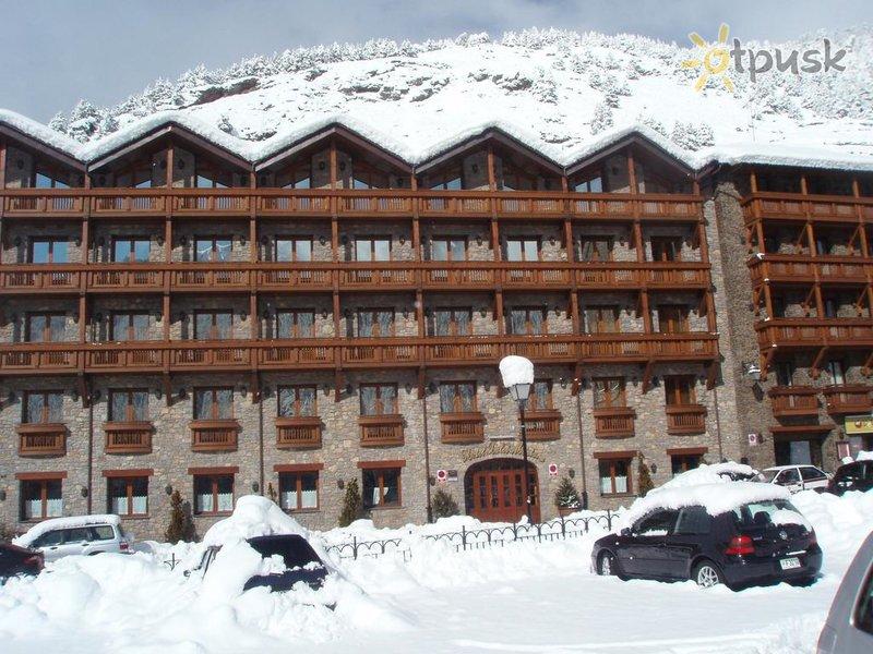 Отель Xalet Montana 3* Сольдеу - Эль Тартер Андорра