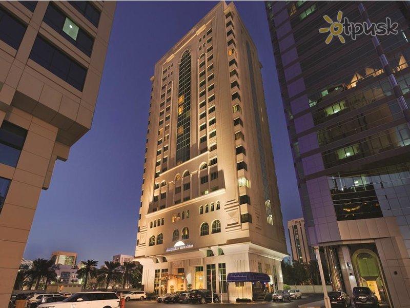 Отель Howard Johnson Hotel Abu Dhabi 3* Абу Даби ОАЭ