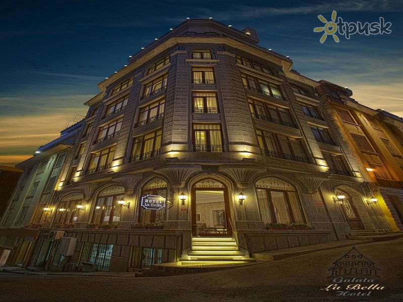 Отель Galata La Bella Hotel 4* Стамбул Турция