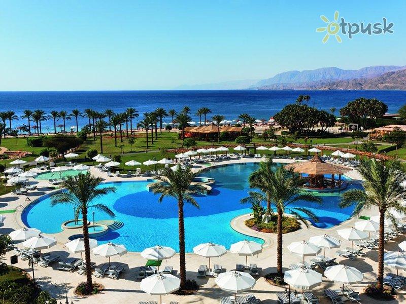 Отель Movenpick Resort Taba 5* Таба Египет
