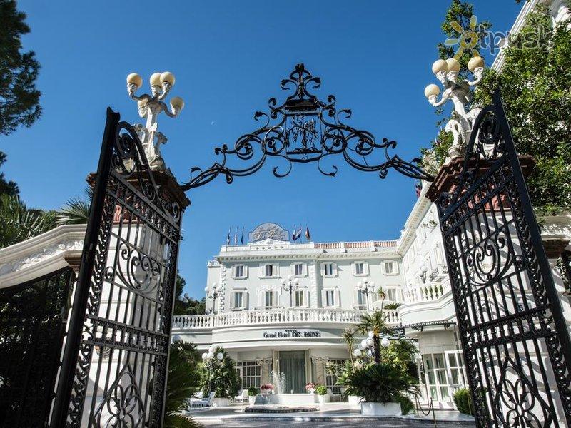 Отель Des Bains Grand Hotel 5* Римини Италия