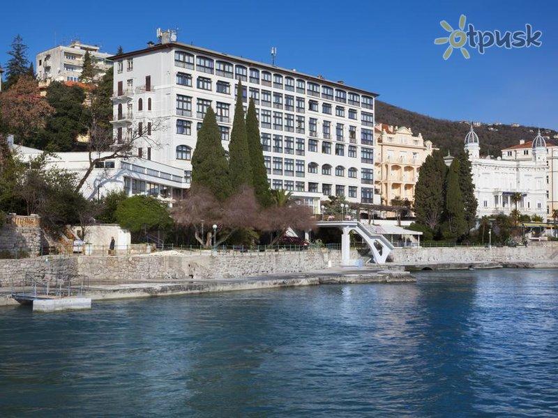 Отель Remisens Hotel Kristal 4* Опатия Хорватия