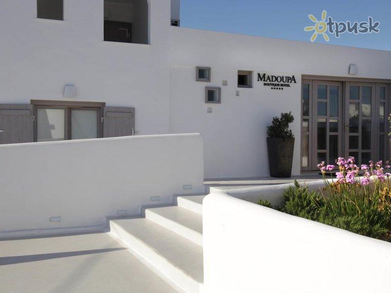 Отель Madoupa Boutique Hotel 5* о. Миконос Греция