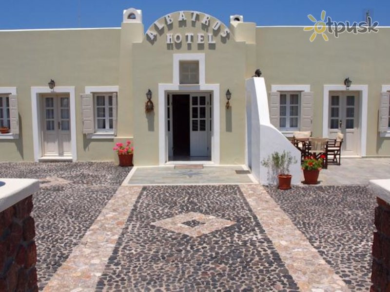 Отель Albatros Hotel 3* о. Санторини Греция