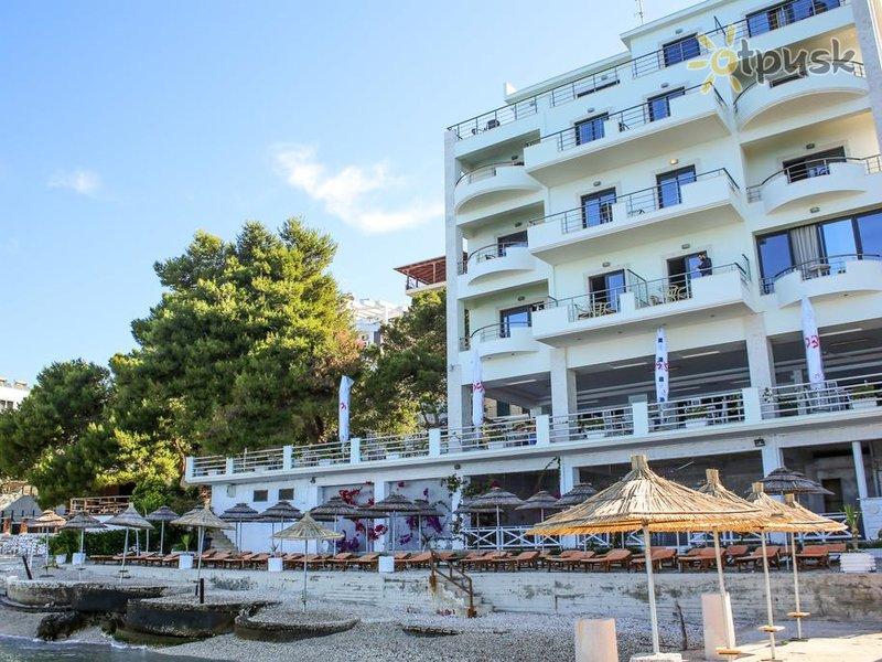 Отель Jaroal Hotel 4* Саранда Албания
