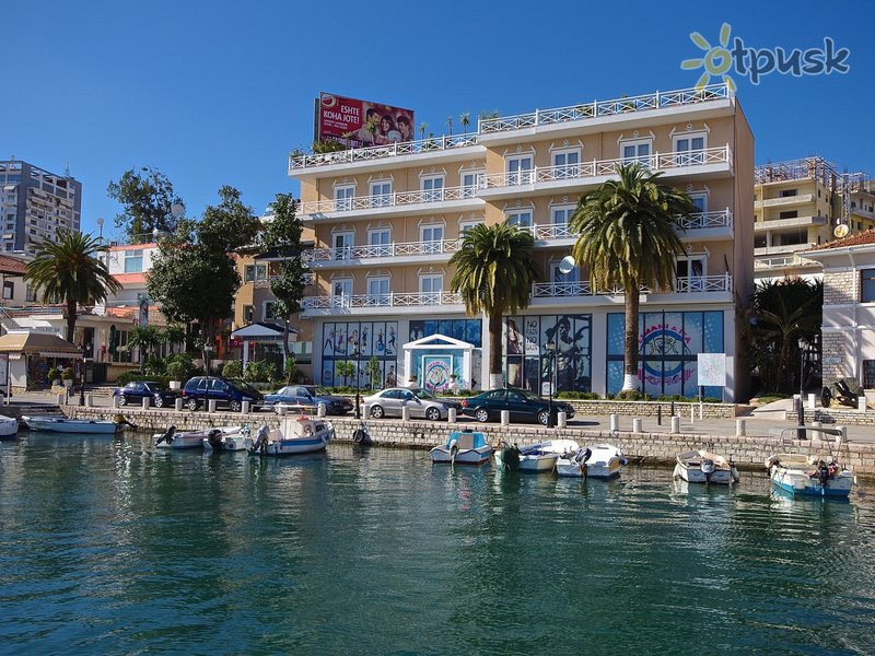 Отель Porto Eda Hotel 3* Саранда Албания