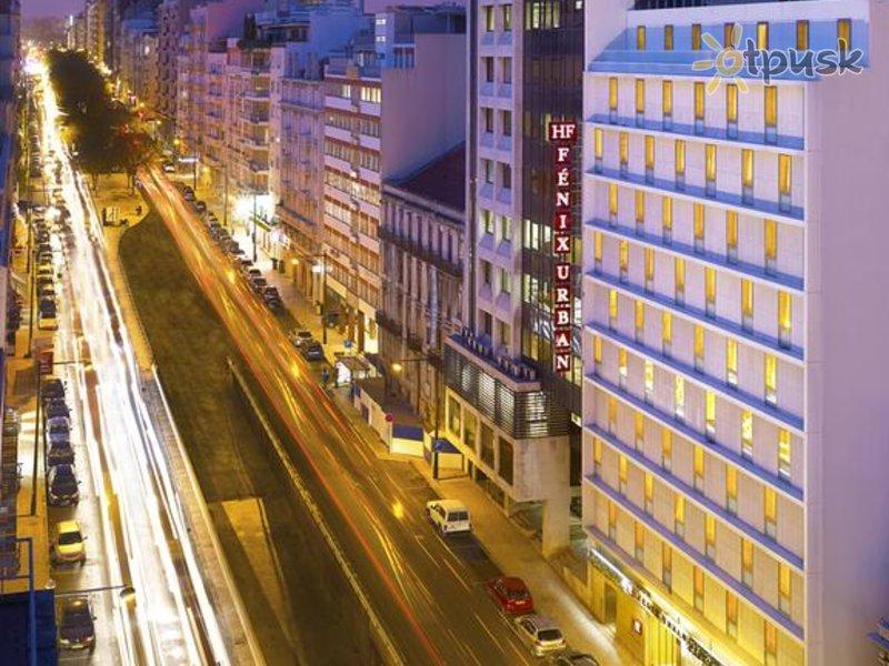 Отель Fenix Urban Hotel 4* Лиссабон Португалия