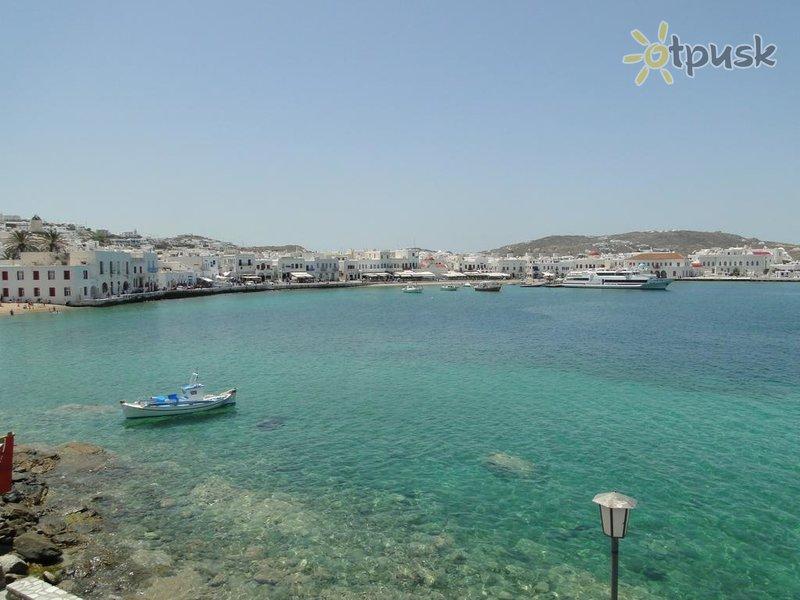 Отель Kampani Villa 4* о. Миконос Греция