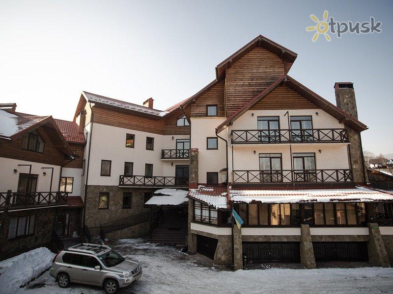 Отель Цвит Папороти 3* Яремче Украина - Карпаты