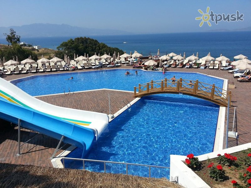 Отель Woxxie Hotel 4* Бодрум Турция