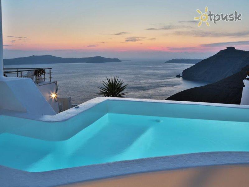 Отель Trieris Villa & Suites 3* о. Санторини Греция