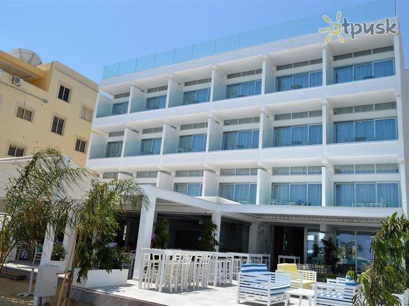 Отель Island Boutique Hotel 4* Ларнака Кипр
