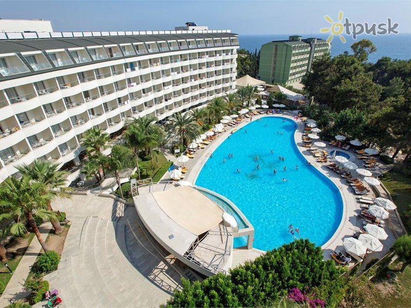 Отель Utopia Beach Club 5* Алания Турция