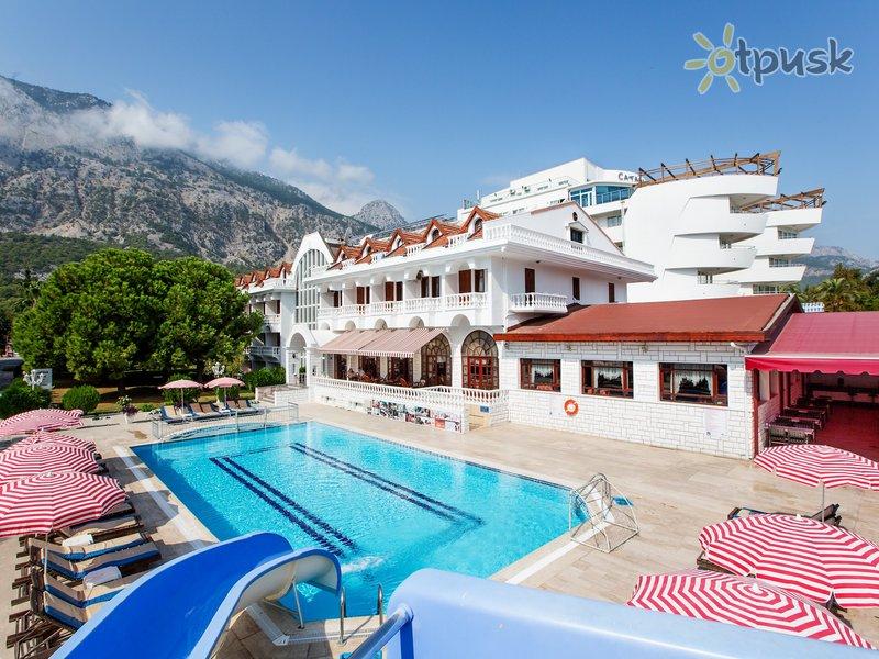 Отель Larissa Mare Beach 4* Кемер Турция
