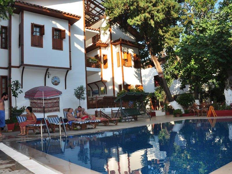Отель Kaliptus Hotel 2* Кемер Турция