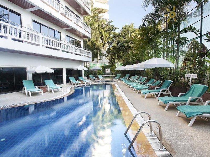 Отель Inn Patong Hotel Phuket 3* о. Пхукет Таиланд