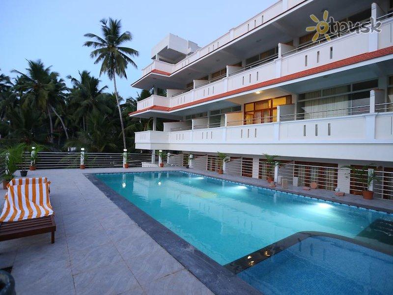 Отель Samudra Theeram Beach Resort 3* Керала Индия