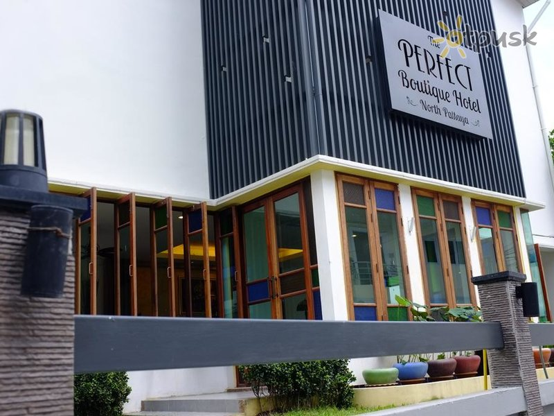 Отель The Perfect Boutique Hotel 3* Паттайя Таиланд