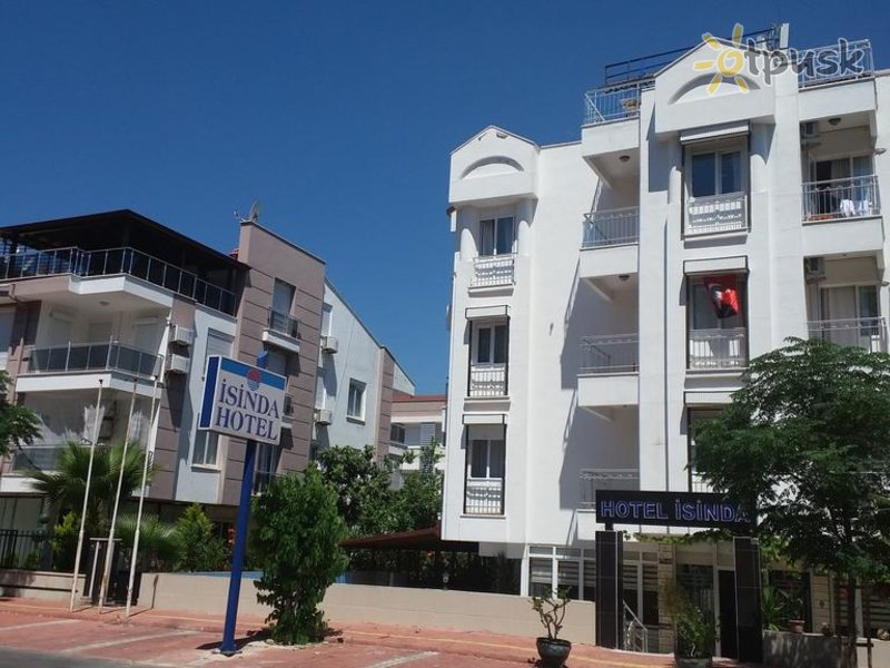Отель Isinda Hotel 3* Анталия Турция