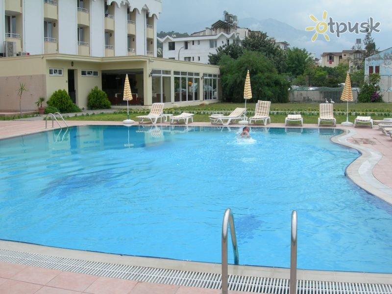Отель Derya Deniz Hotel 3* Кемер Турция